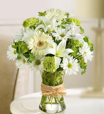 Serene Green™ Bouquet